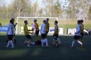Tahmeaa peliä Kuopioissa