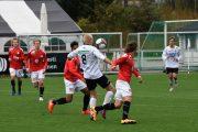 A-pojat ja HIFK kamppailivat tasapelin 1-1