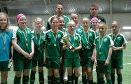 EPTK tytöt turnausvoittoon Iiro-Cupissa
