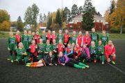 Mäntsälän Urheilijoiden yhteinen yhdeksän vuoden taival päättyi turnausvoittoon