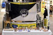 Valkeakoski päivänä palkittiin Hakan junioripelaajia ja taustoja Koskikarassa