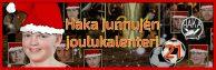 Haka junnujen joulukalenteri - luukku 21